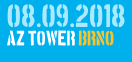 08.09.2018, AZ Tower Vertical Sprint, Brno